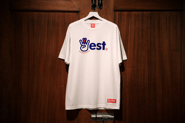 Westside Love™ West (White)