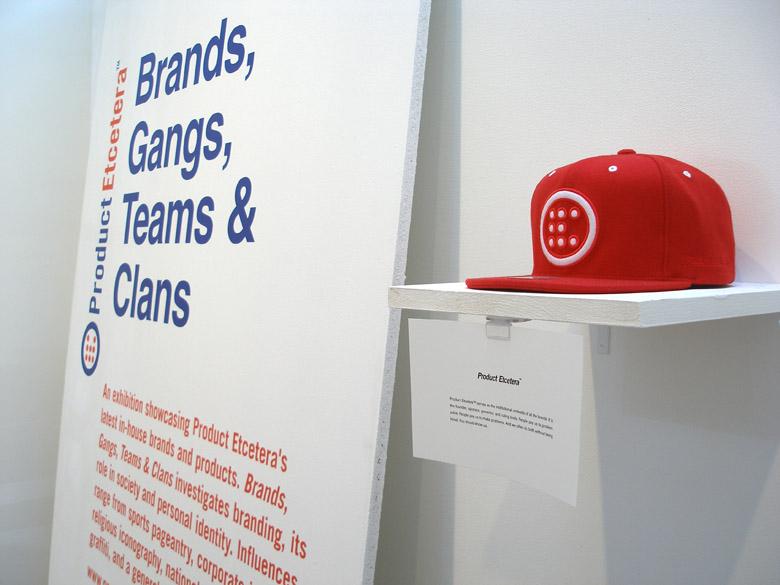 PRDTetc Brands, Gangs, Teams & Clans.