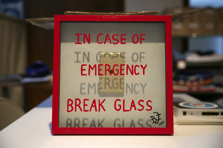 Break Glass if emergency