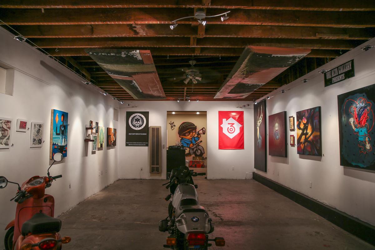 Cross City Art Show 2013
